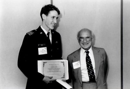 Milton Friedman Tim Kane 1990